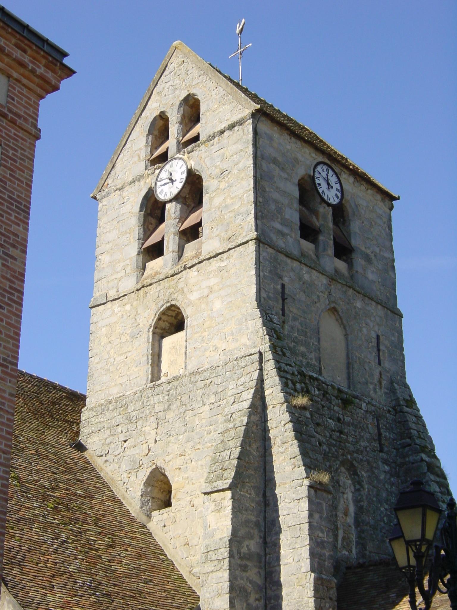 Eglise Arbonne-la-Foret