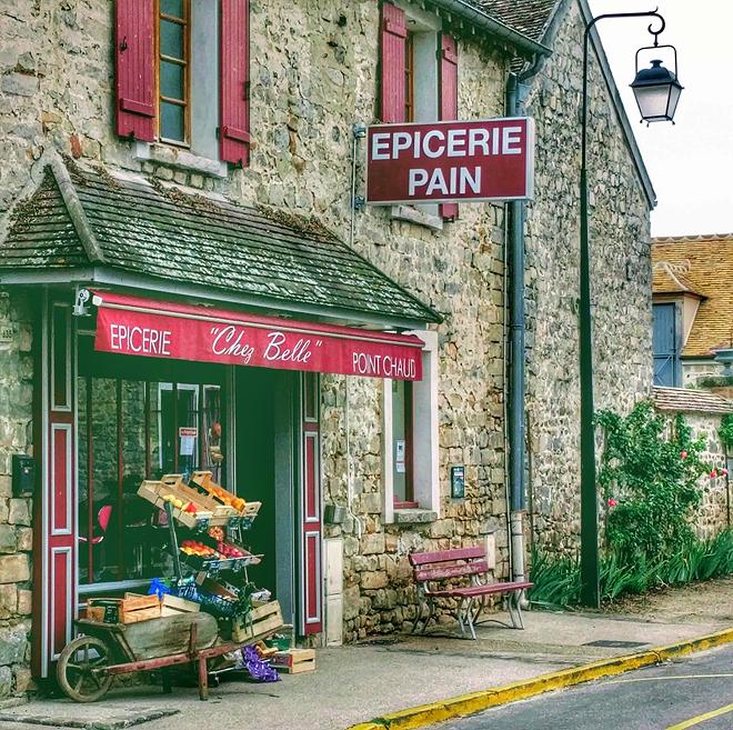Epicerie Chez Belle à Arbonne-la-Foret