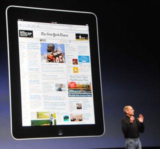 iPad vue par La-Croix.com