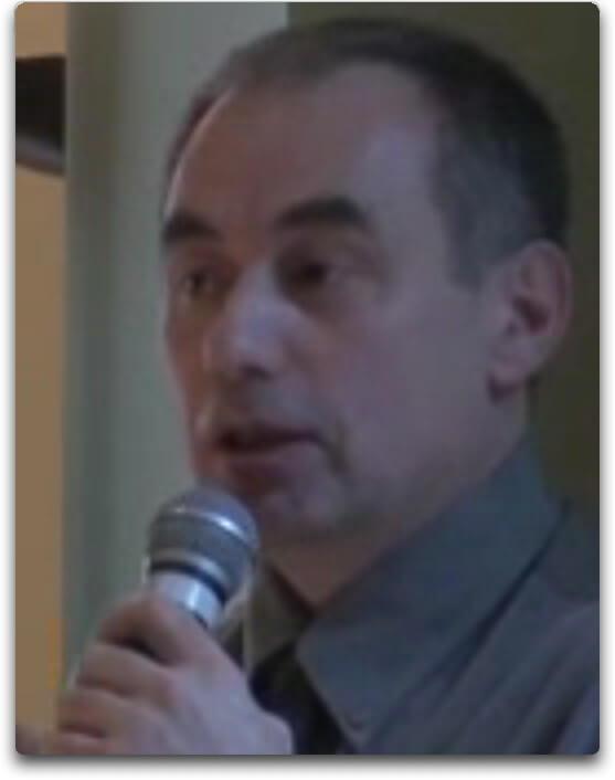 Conférence de Pierre Alouit
