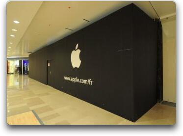 Apple Store Les Quatre Temps à la Défense (92)