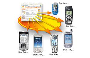 SMS envoyés automatiquement en cas de detection d'incendie